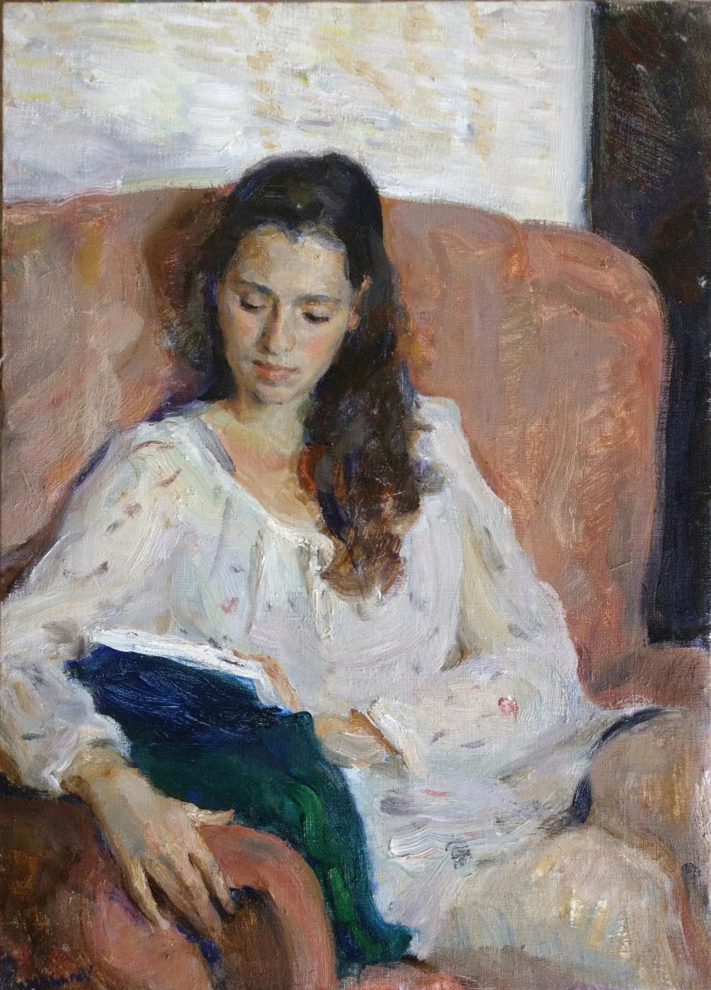 Samir Rakhmanov. Portrait of Sona