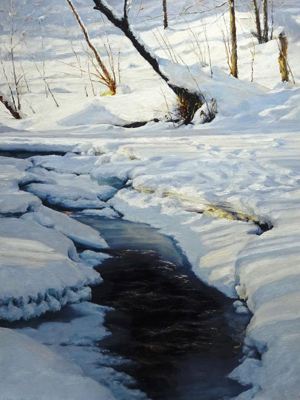 Igor Lemekhov. In icy shackles