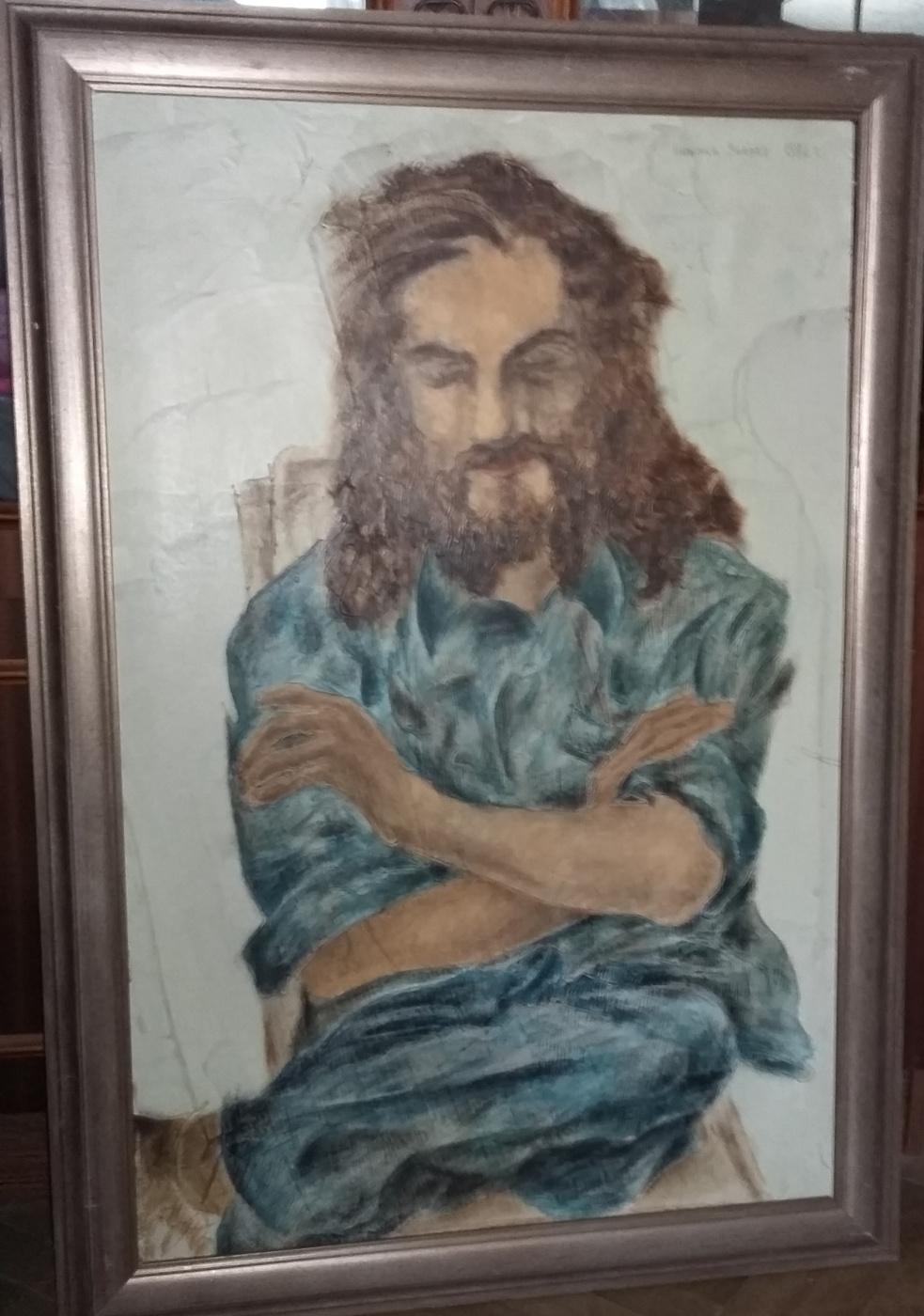 Nikolay Zverev. Hippie