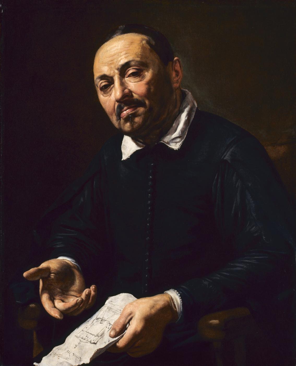 Valentine de Boulogne. Portrait Of Raffaello Menicucci