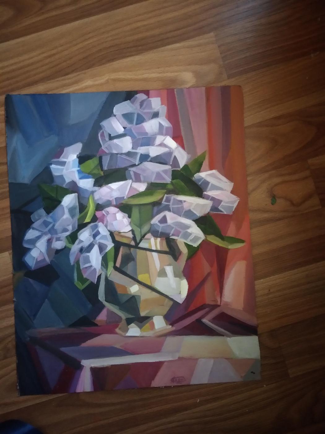 Crystallism (lilac)