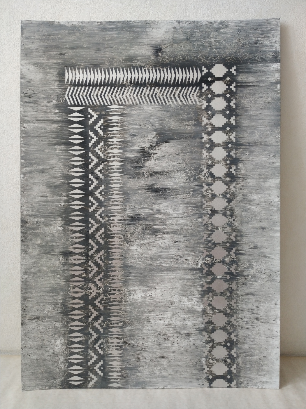 Gulzhanat Temirkhan. Abstraction 25