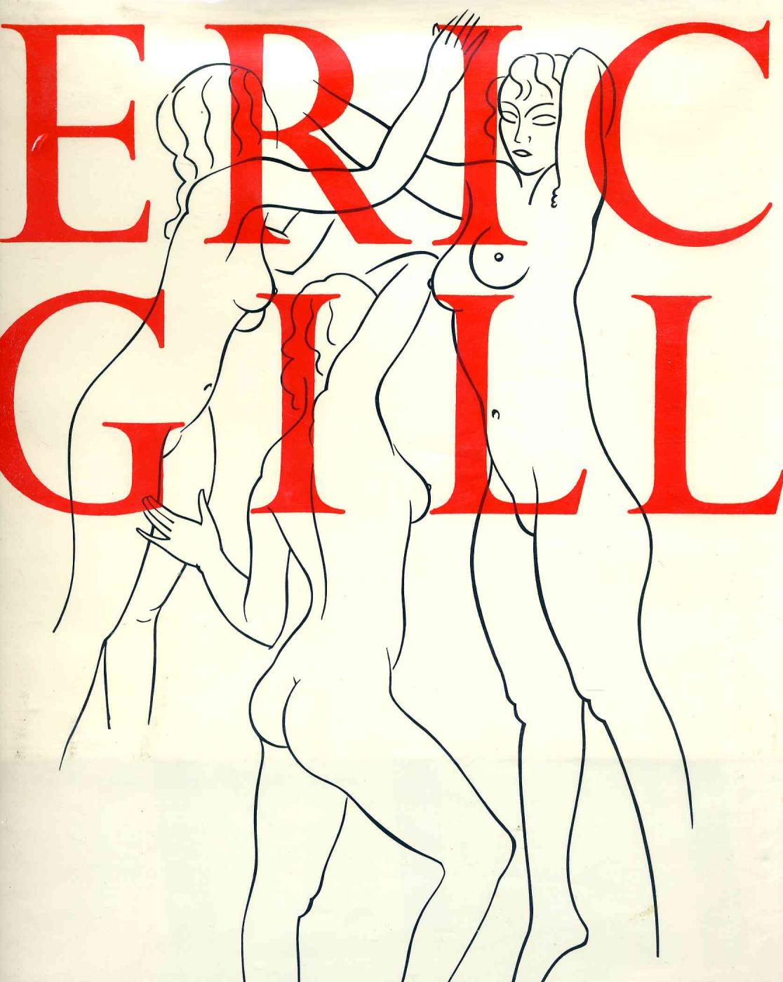 Eric Gill. Plot 89