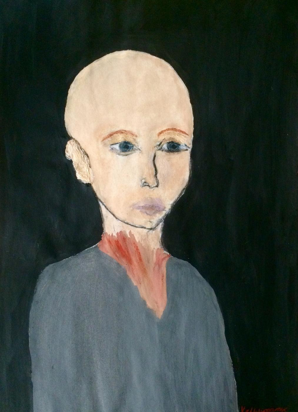 Arne Kelmfatus. An orphan