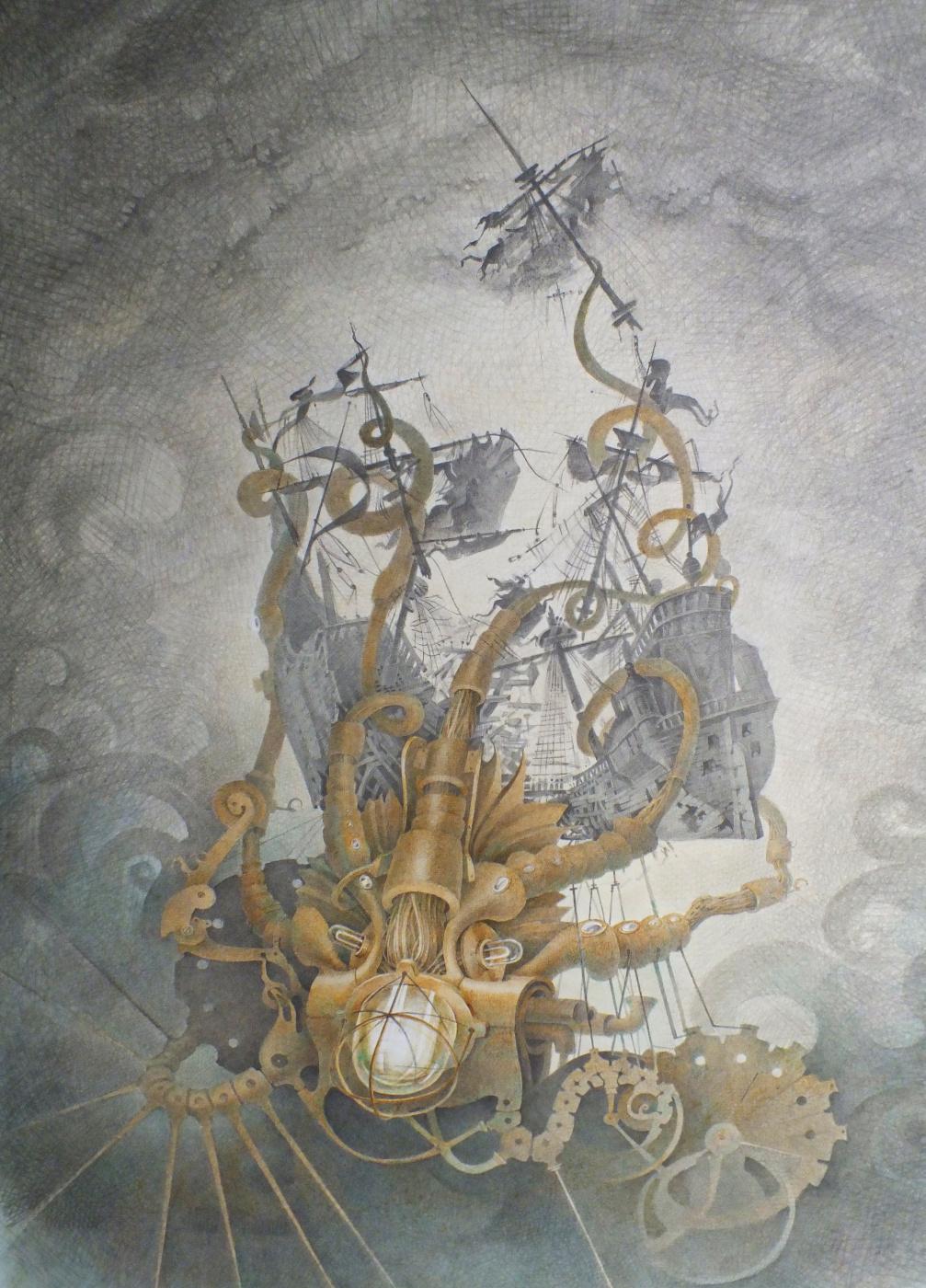 Natalia Andreevna Korotaeva. Jules Verne's Dream
