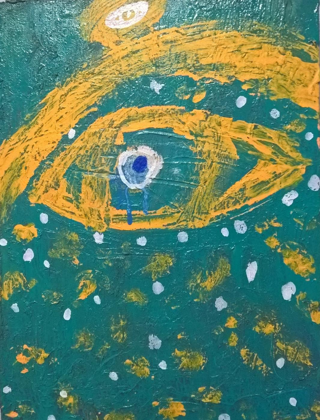 Алан Янович Орешинков. Eye