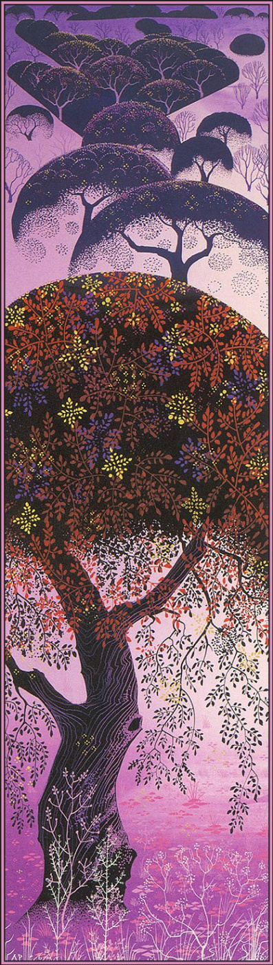 Eivind Earl. California tapestry