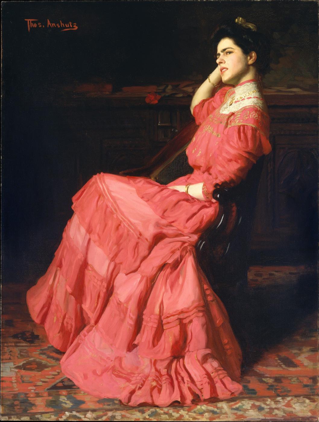 Thomas Pollock Anschutz. Rose