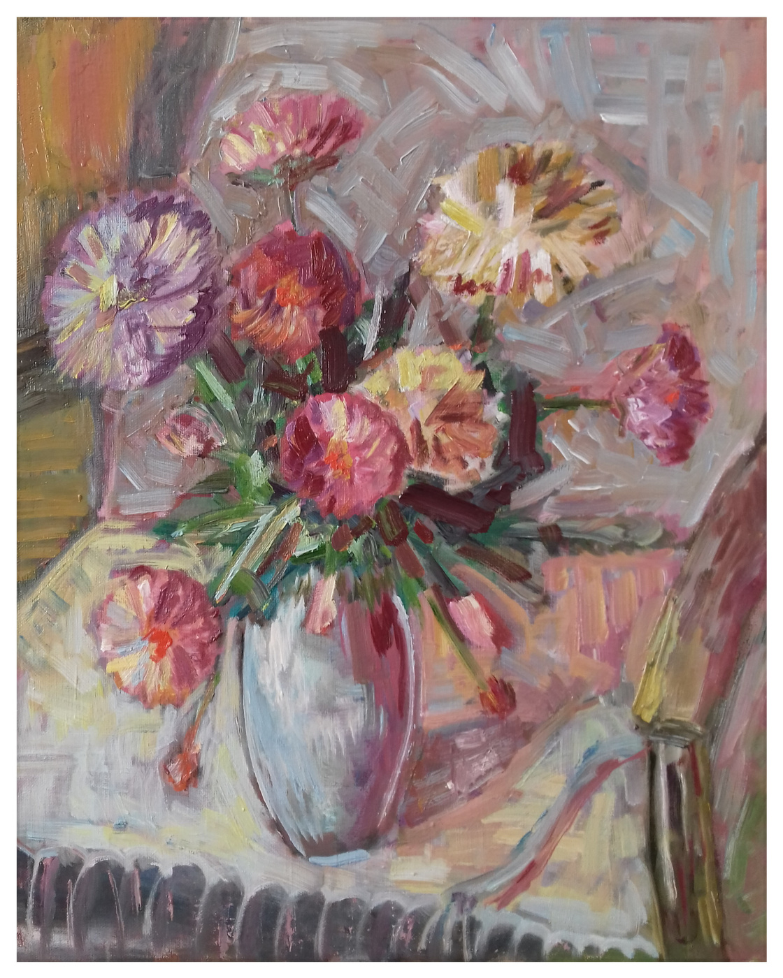 Ilida Yamaltdinova. Flowers