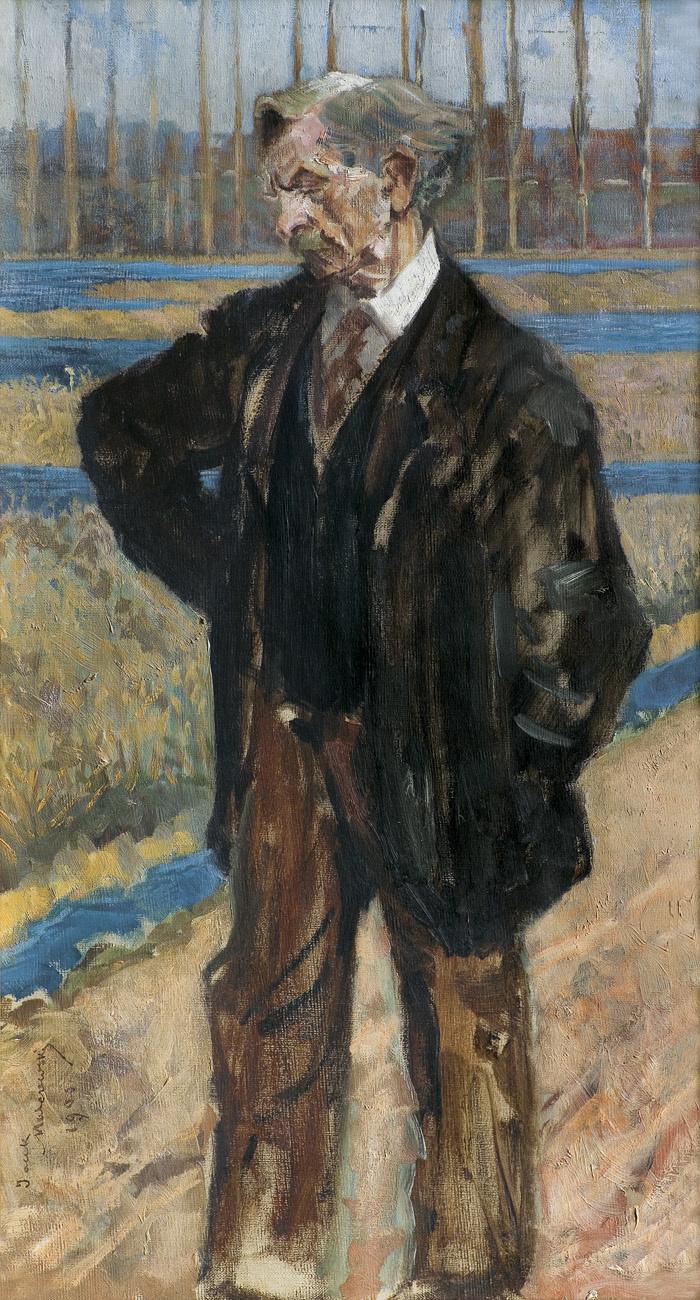 Jacek Malchevsky. PORTRET STANISŁAWA BRYNIARSKIEGO