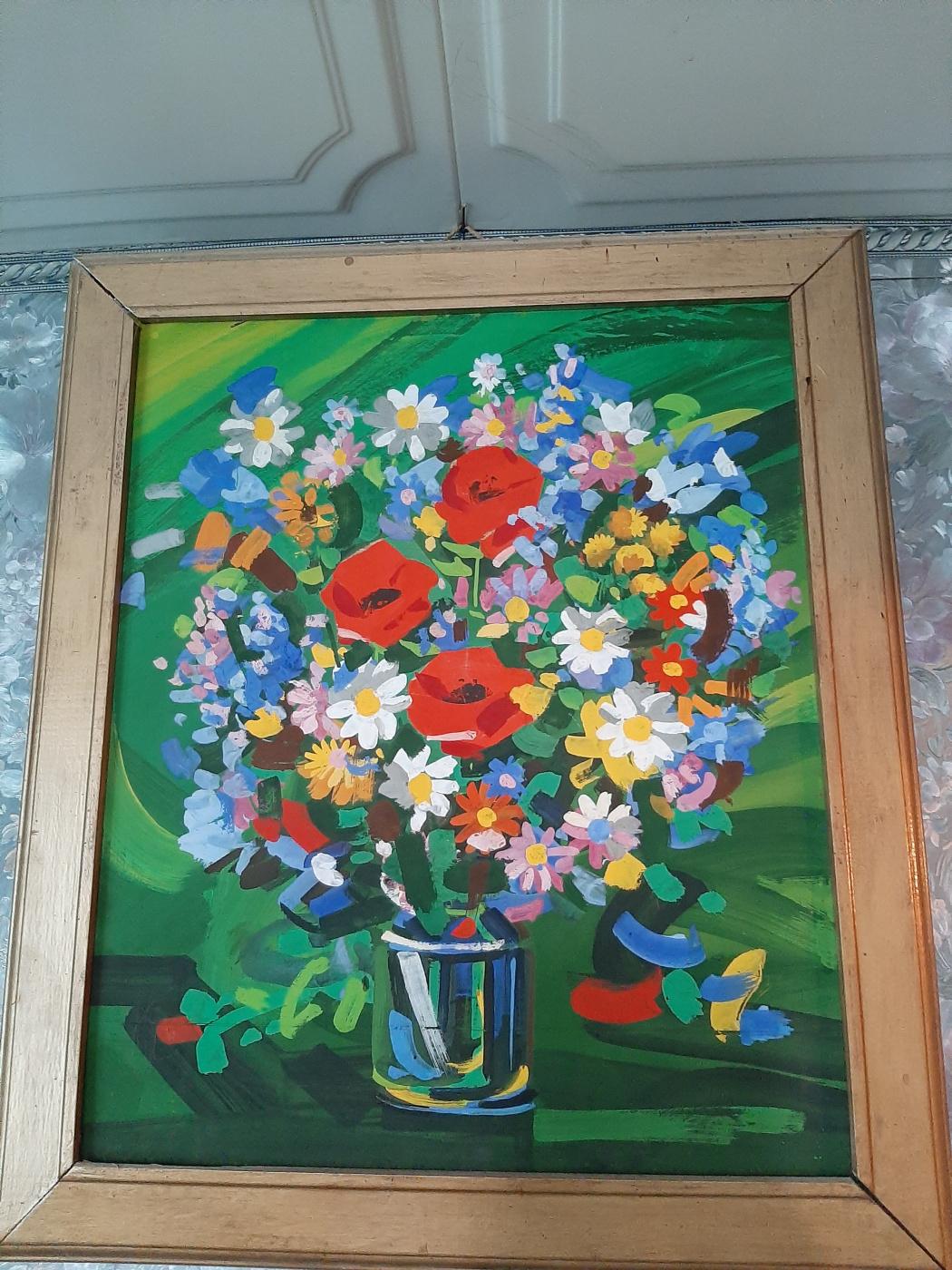 Vladislav Konstantinovich Nikonenko. Flowers