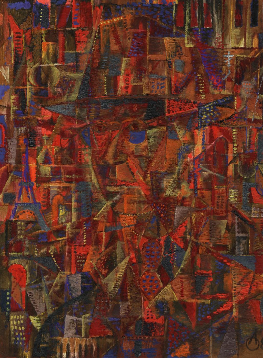 Unknown artist. Prokofiev