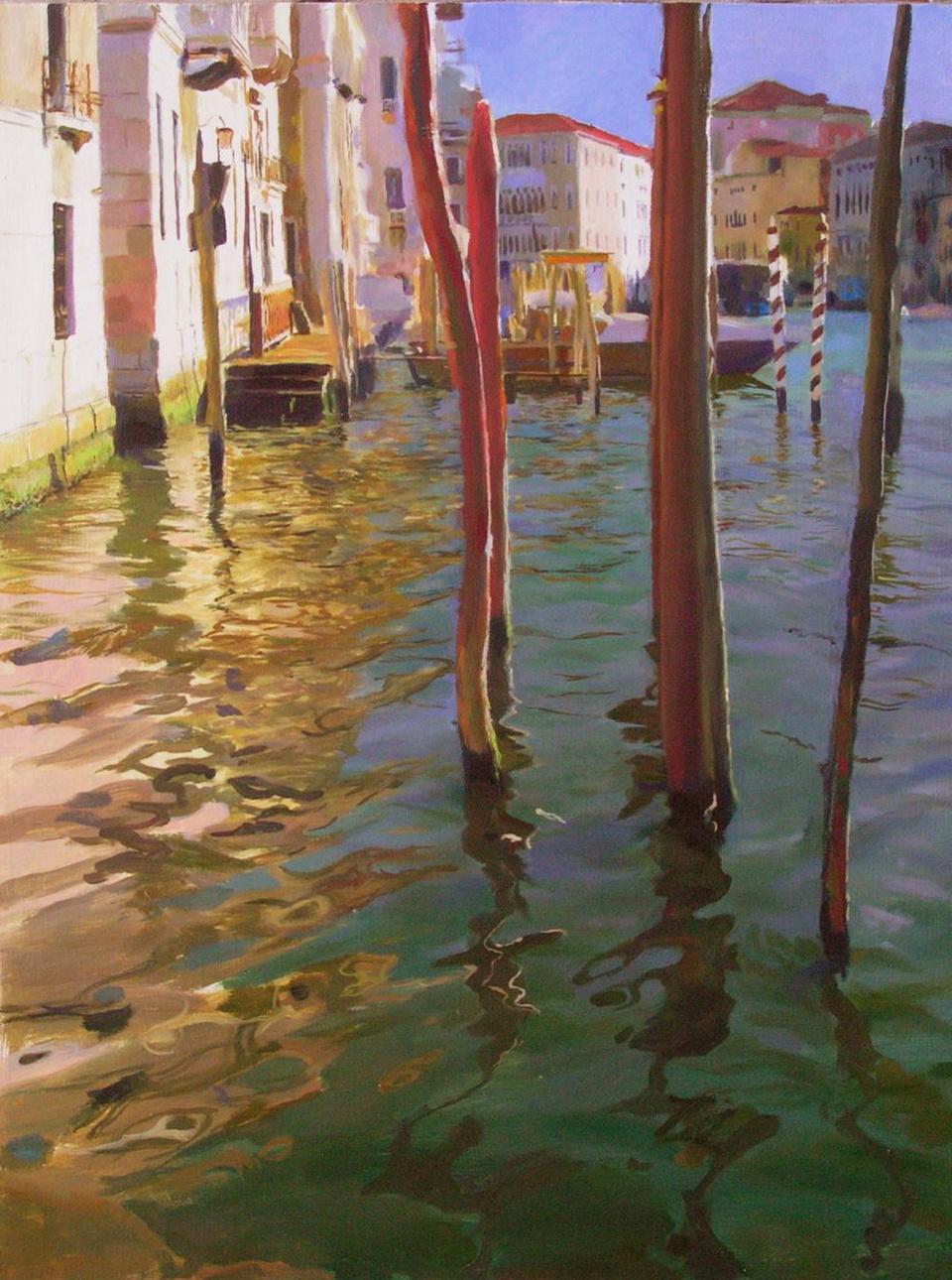 Dmitry Nayda. Venice