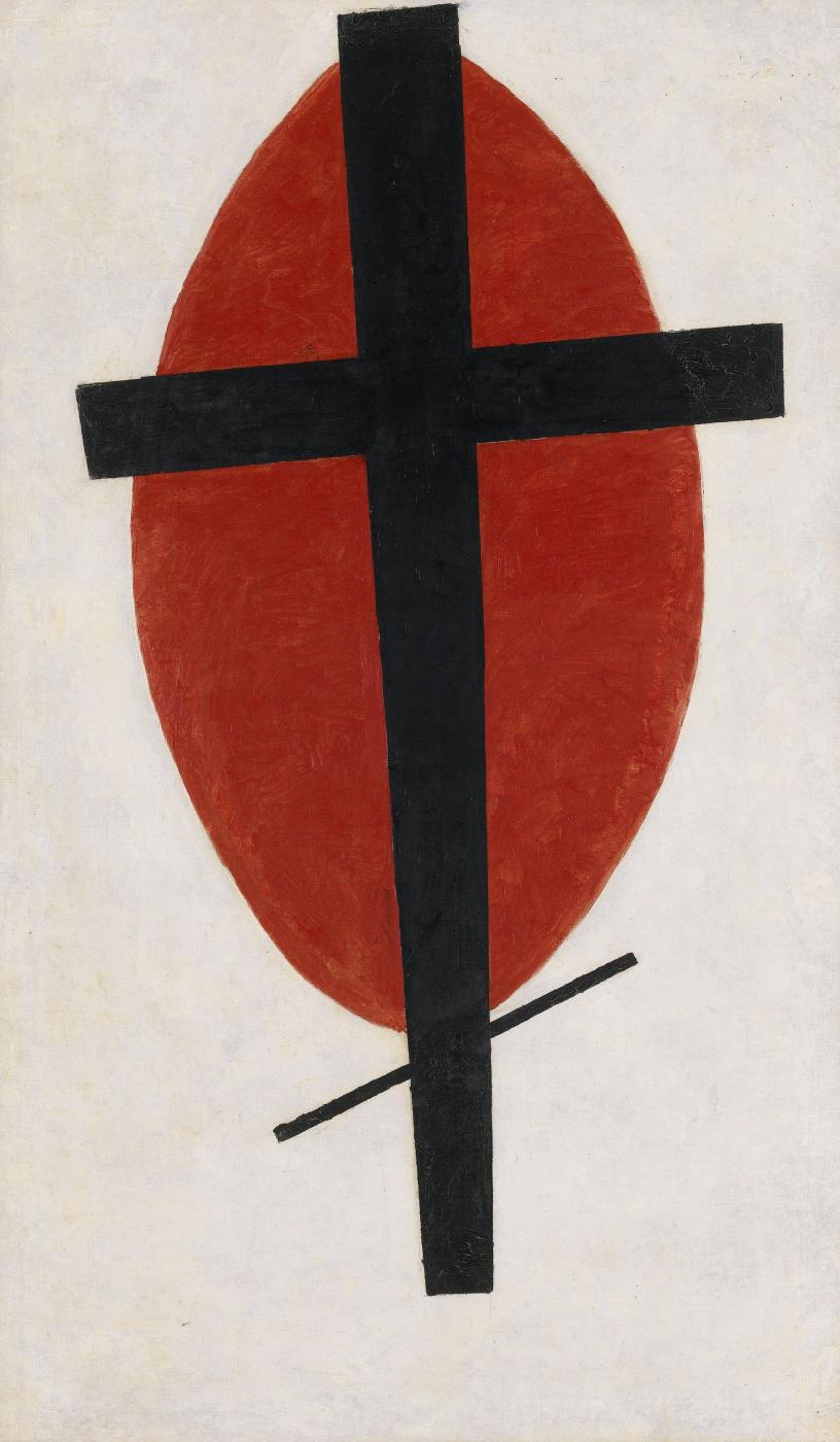 Kazimir Malevich. Suprematismo mistico