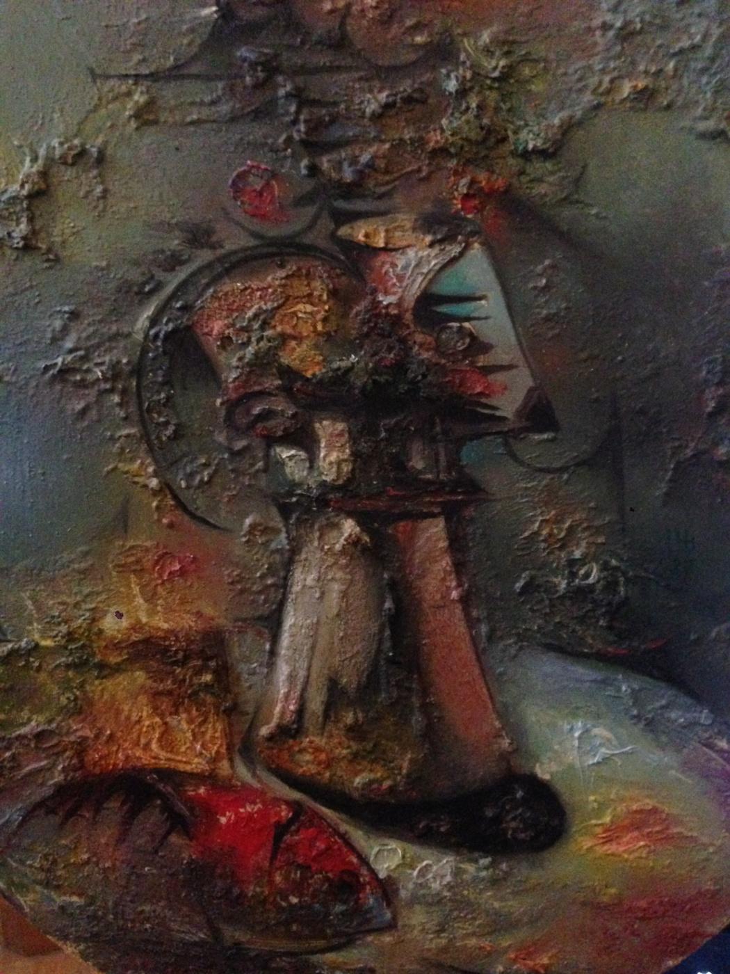 Карлос Шаваршович Абовян. Still life