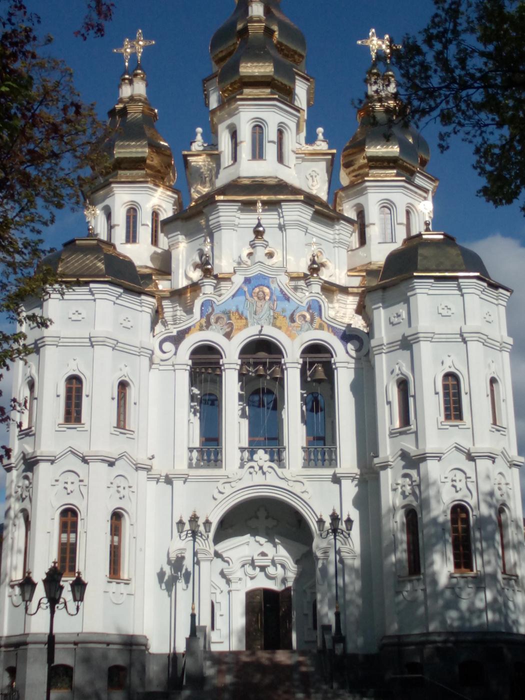 """Alexey Grishankov (Alegri). """"White Temple"""""""