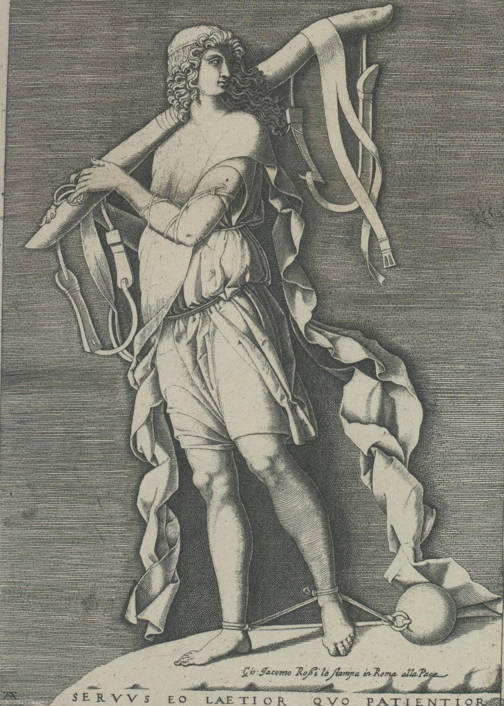 Adamo Sculttori. Allegory of slavery