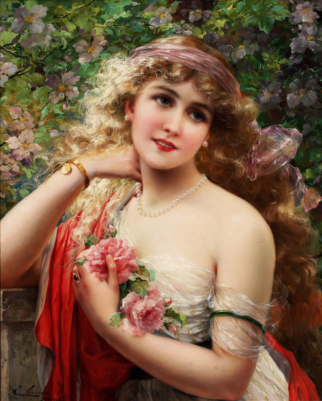 Emile Vernon. Spring. 1913