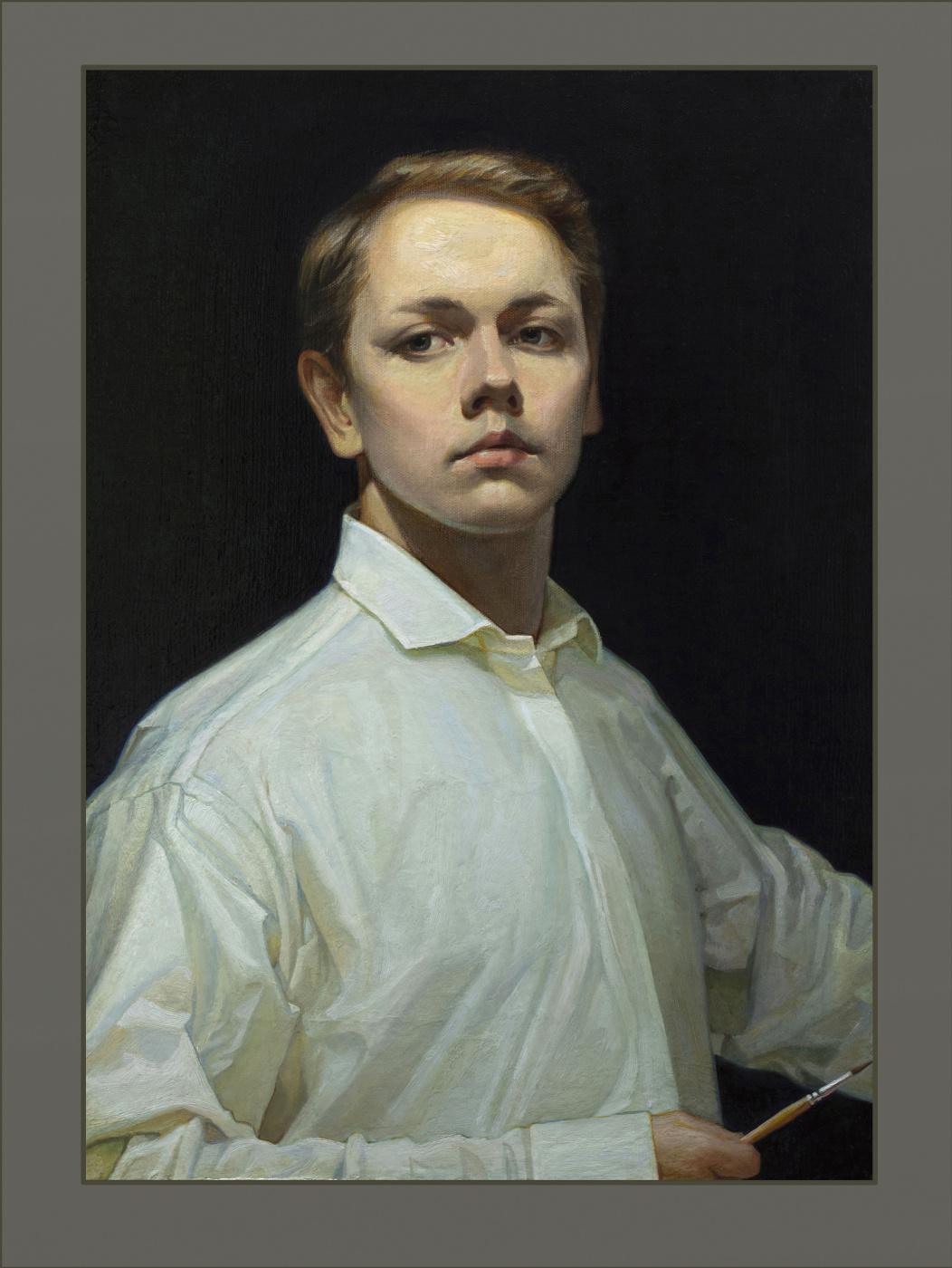 Sushienok64 @ mail.ru Mikhailovich Sushenok Igor. Self-portrait