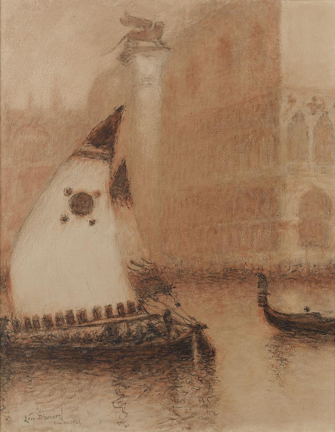 Lucien Levi-Durme. Venice