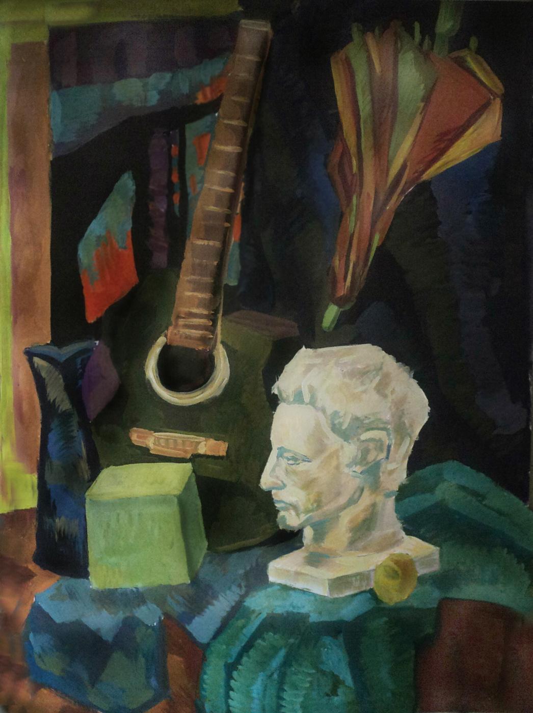 Egor Ishutkin. Still life