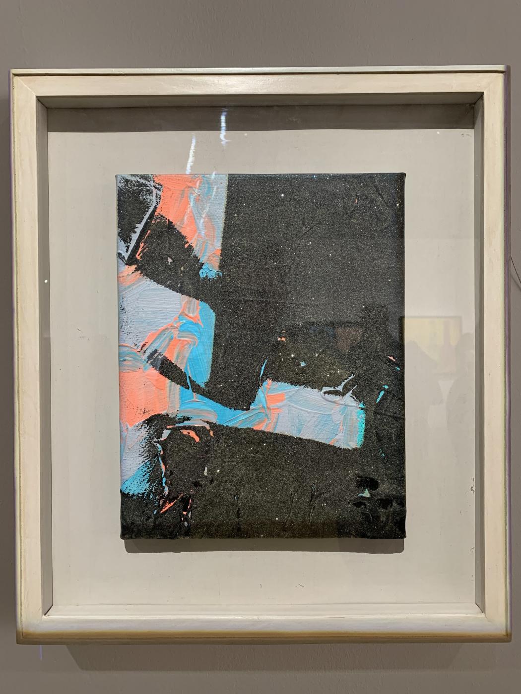 Andy Warho. Shadow (Halston)