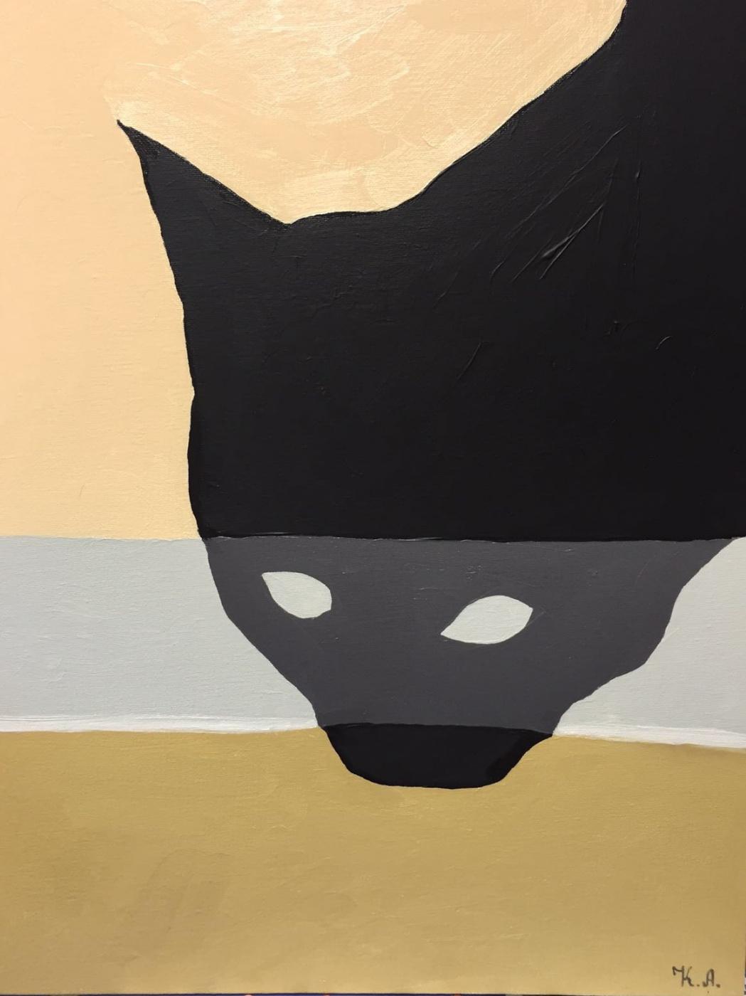 Alex Mika. Panamas cat