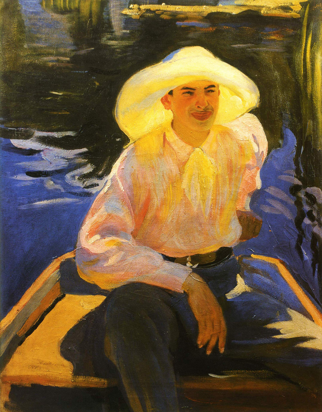 Alexander Murashko. Aft. Portrait Of George Murashko
