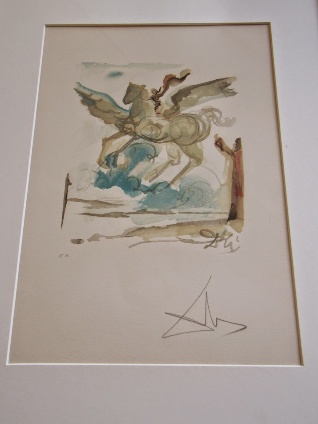 "Salvador Dali. ""The Art of Love"""