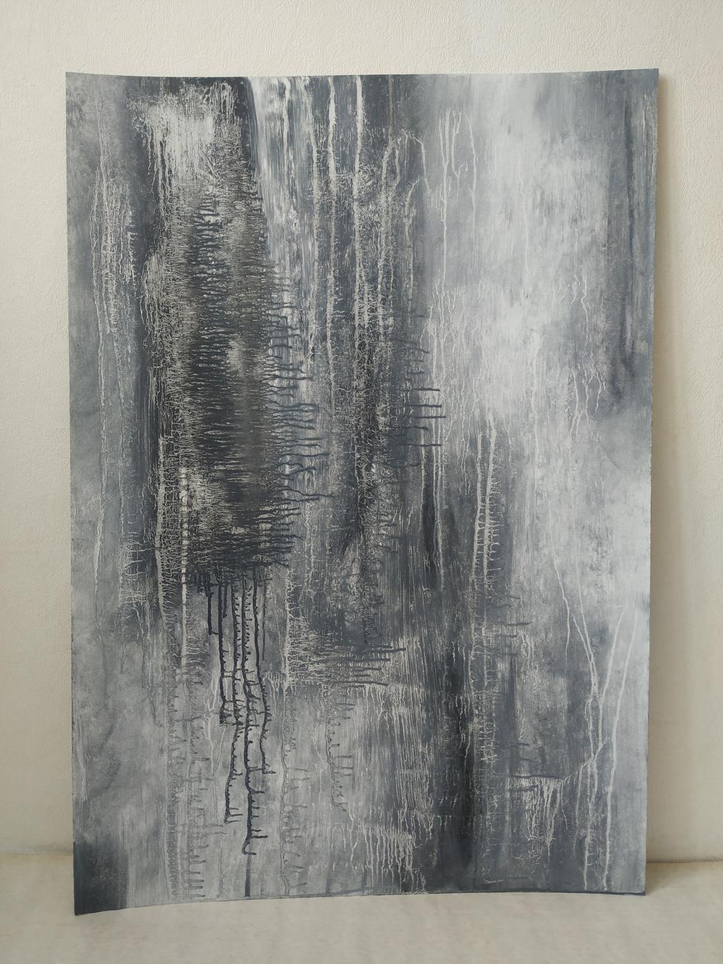 Gulzhanat Temirkhan. Abstraction 10