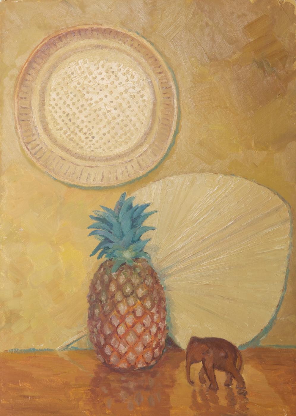 Sergey Yakovlevich Lagutin. Pineapple