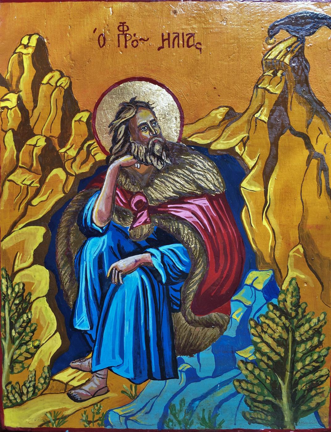 Sergey Vladimirovich Skorobogatov. Prophet