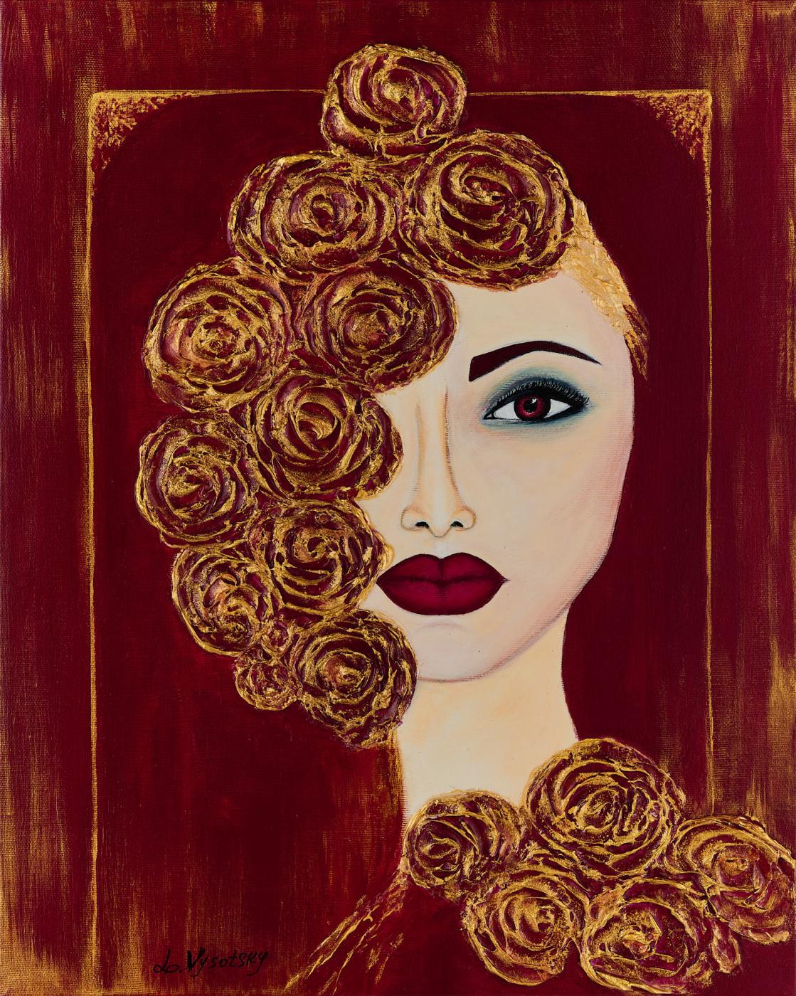 Leda Vysotsky. Lady rose