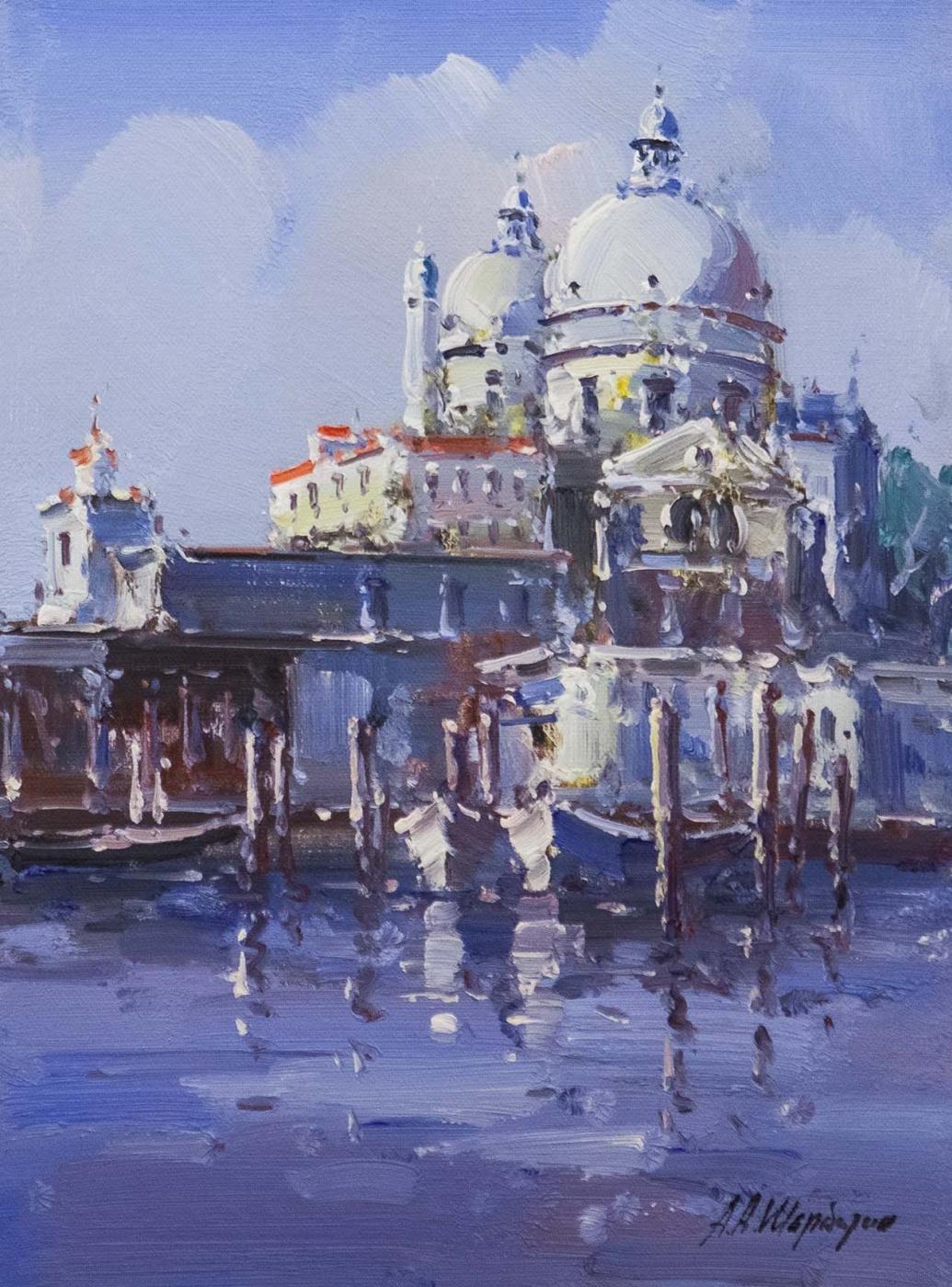 Andrey Sharabarin. Dreams of Venice N6
