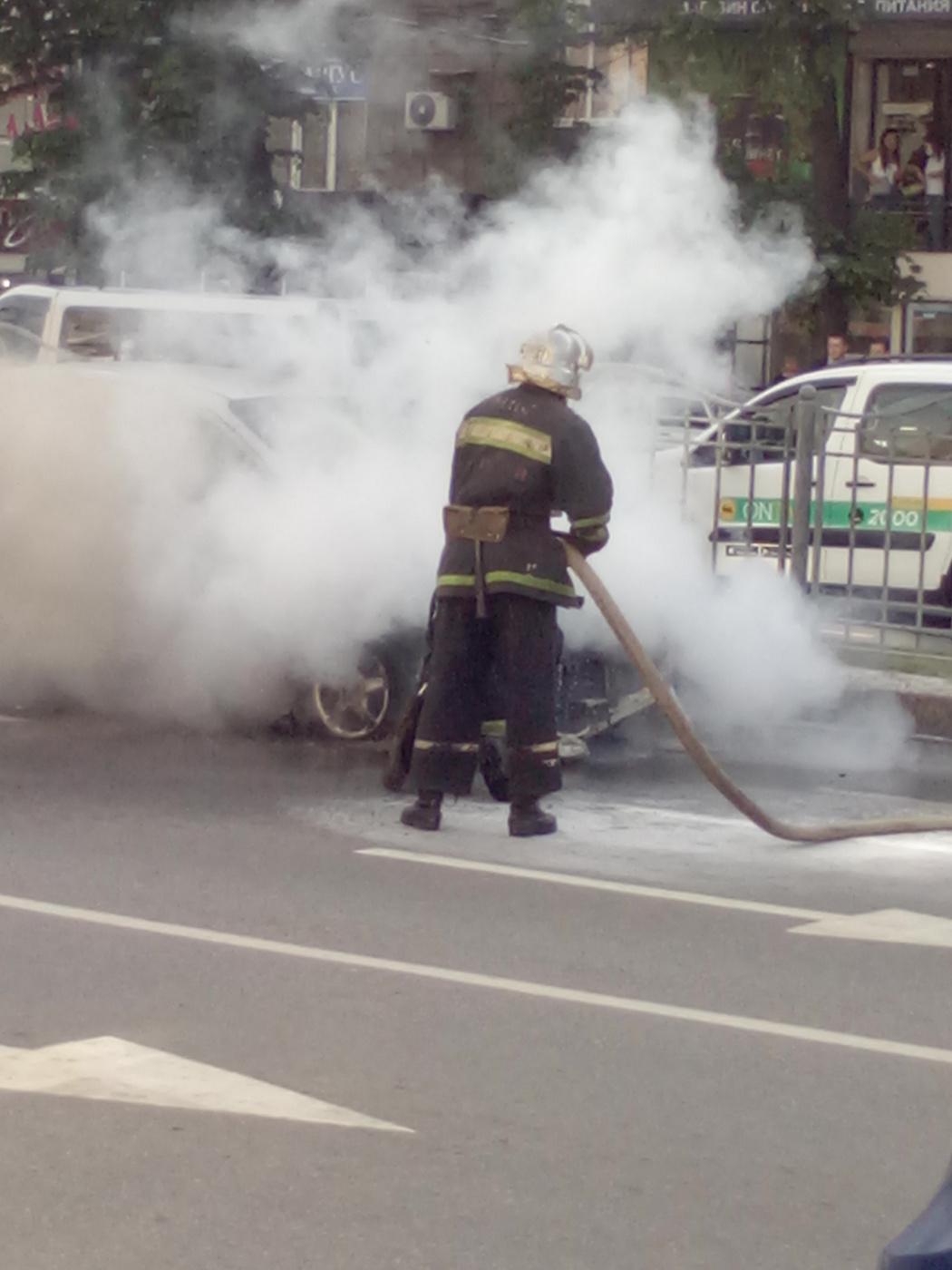 """Alexey Grishankov (Alegri). """"Firefighter"""""""
