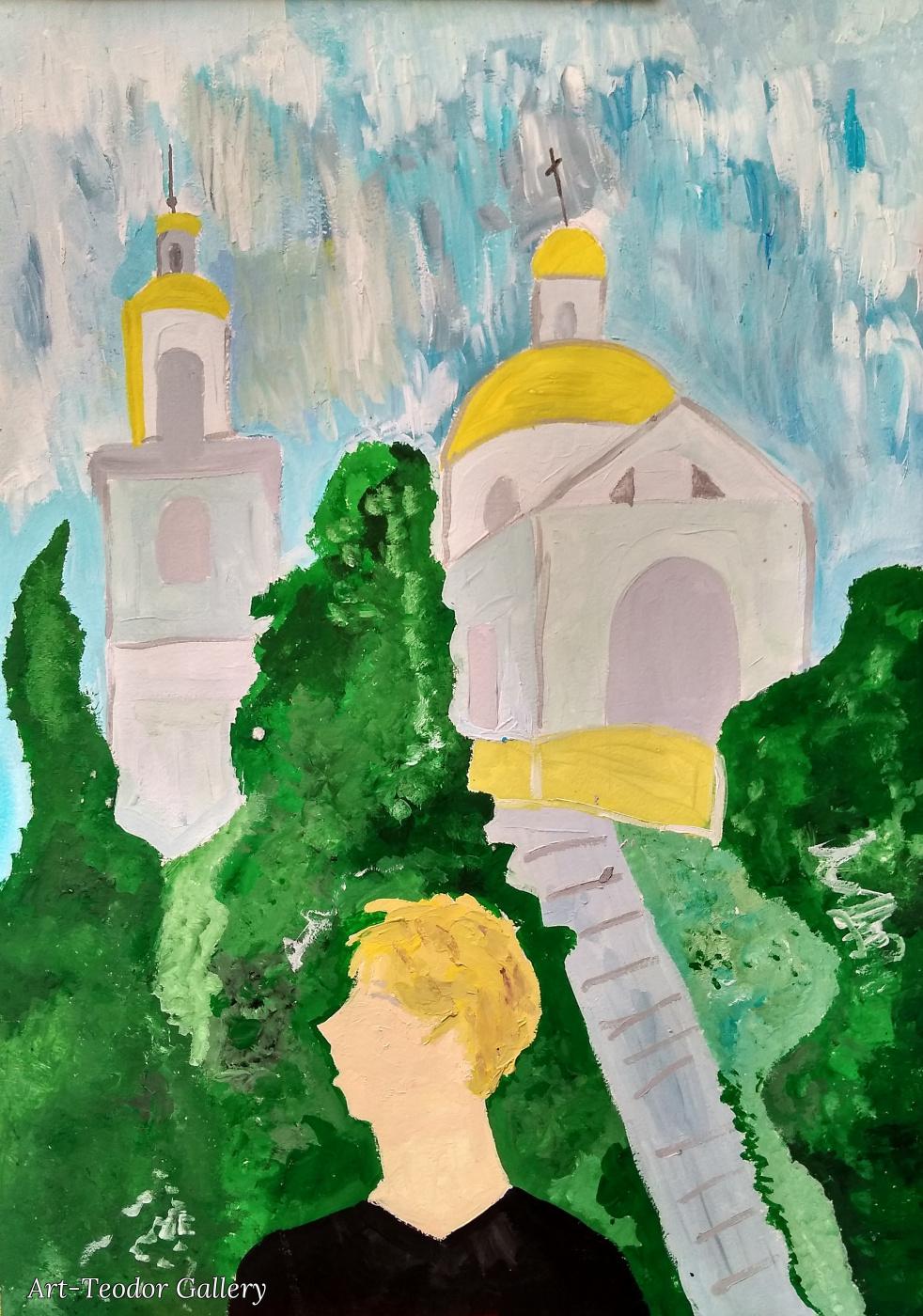 Art-Teodor Gallery. Поклон