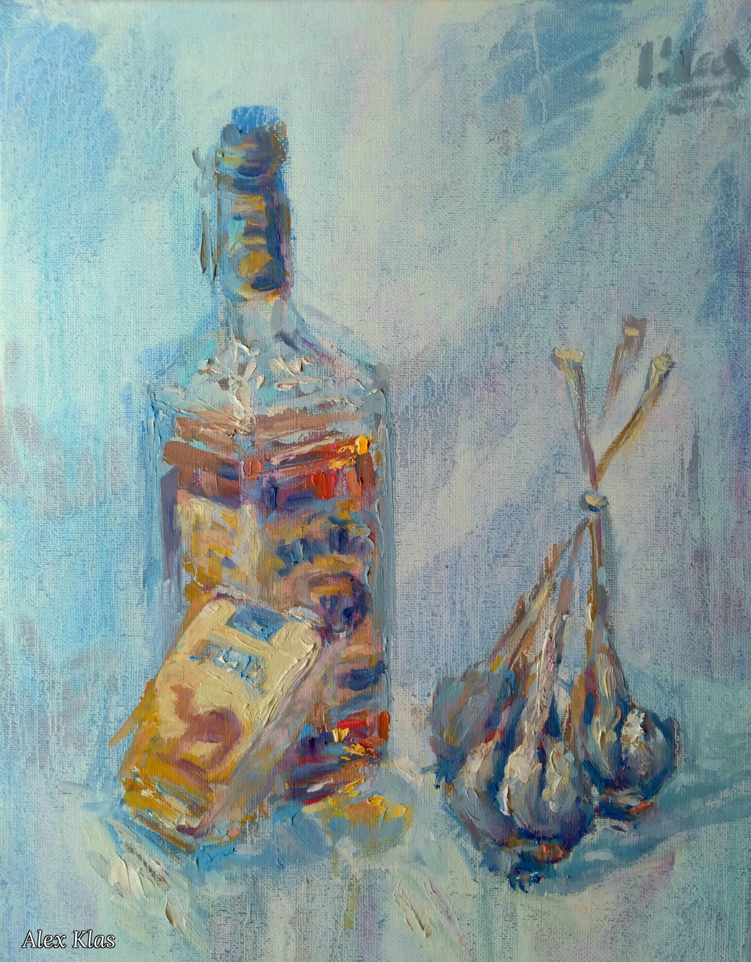 Alex Klas. Vintage Taste