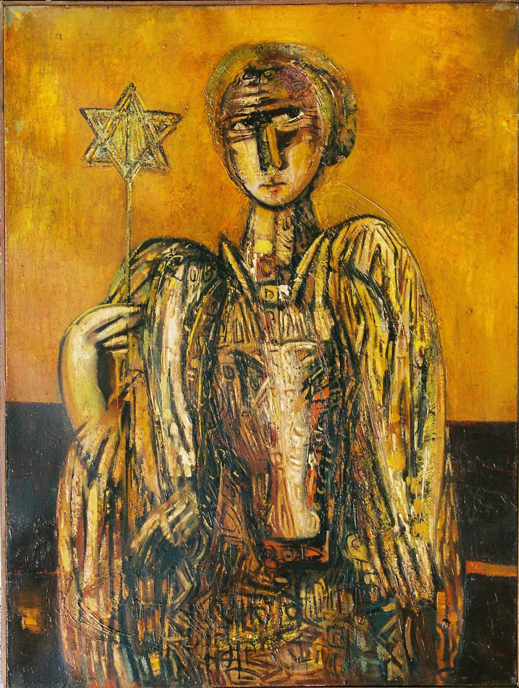 Vahan Ananyan. The guardian angel of the old Testament
