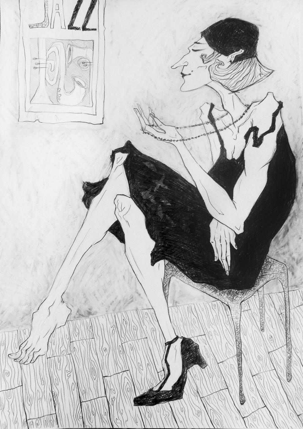 Anastasia Evgenievna Vaseva. Jazz Series