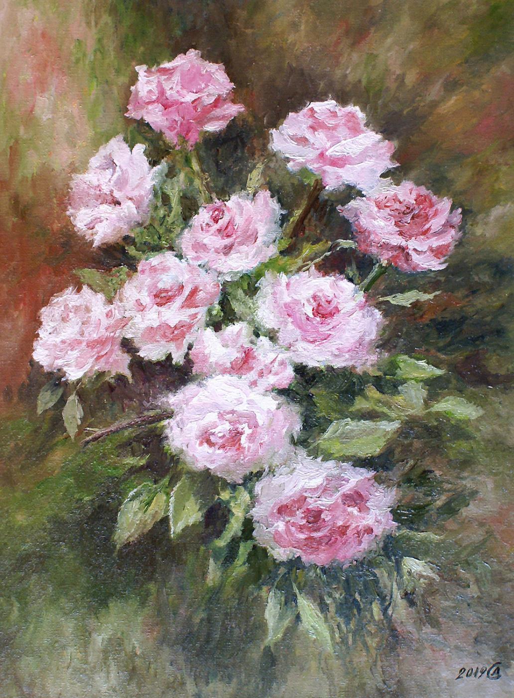 Сергей Владимирович Дорофеев. Pink sketch