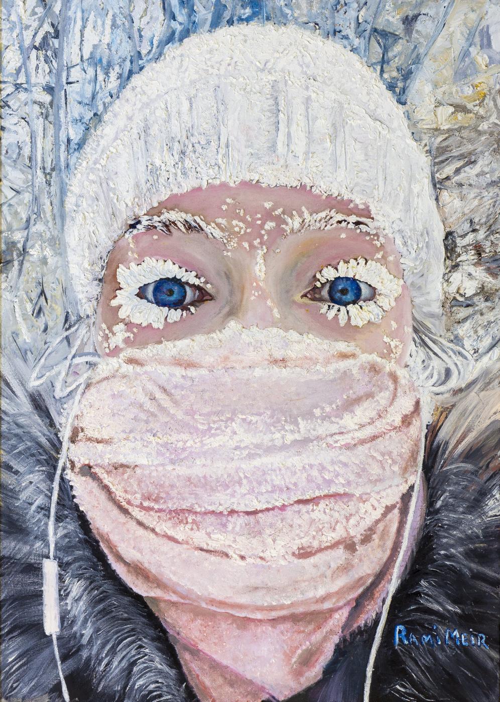 Rami Meir. Magical winter