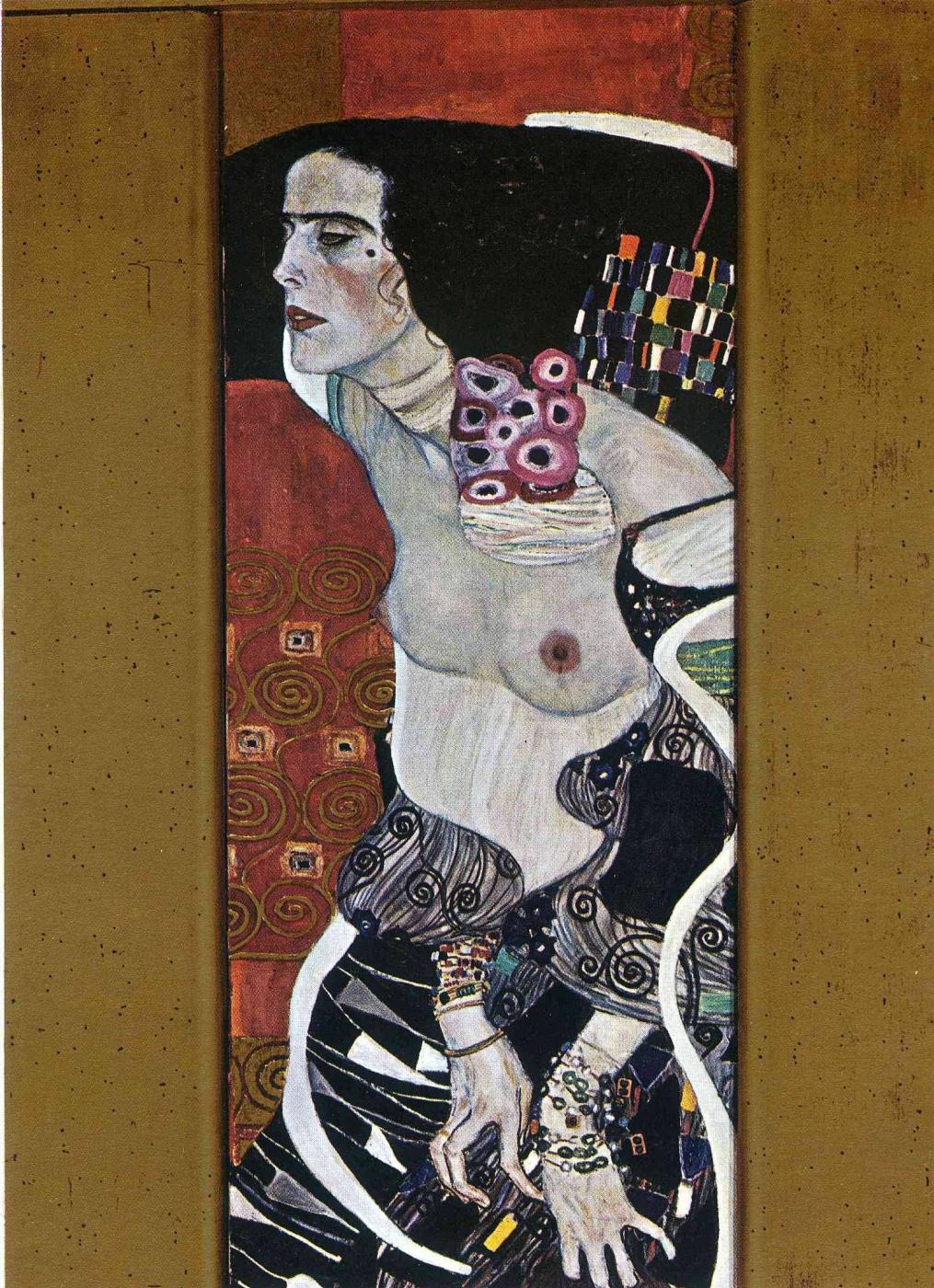Gustav Klimt. Judith