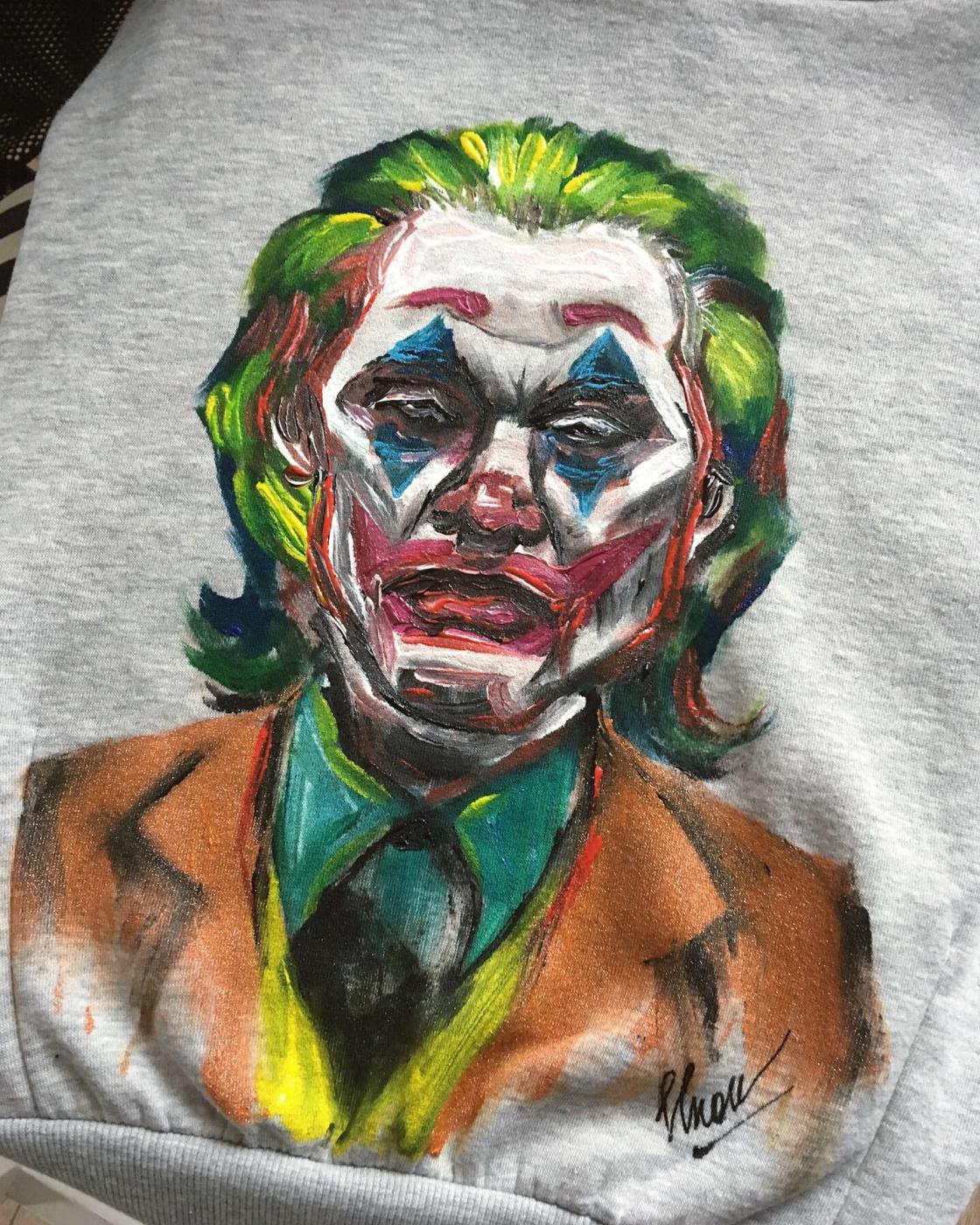 Alena Novikova. Joker