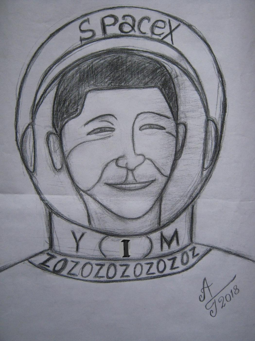 "Алексей Гришанков (Alegri). ""The Sky Voyager YM"""