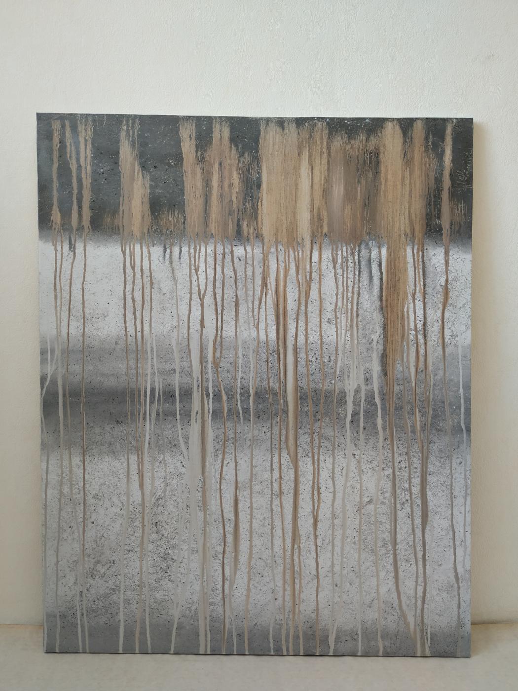 Gulzhanat Temirkhan. Abstraction 4