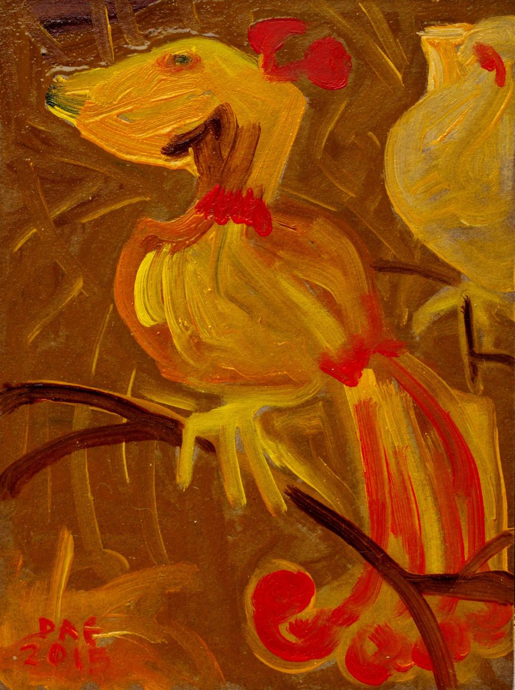 Alexander Ocher Kandinsky-DAE. Firebird