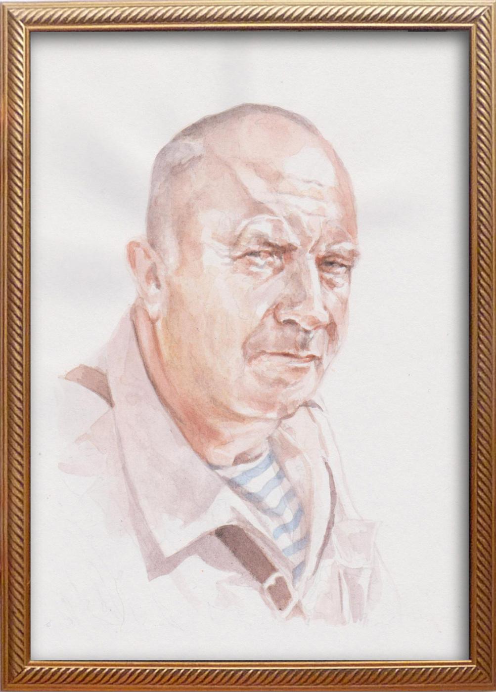 Ivan Alexandrovich Dolgorukov. Portrait of Malakhov Vladimir Petrovich
