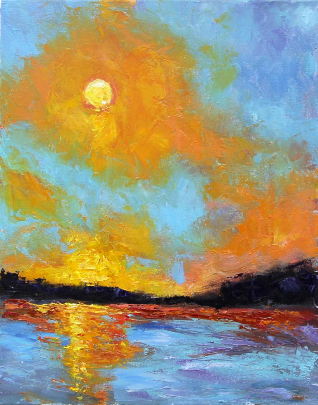 Андрей Горба. Sunset