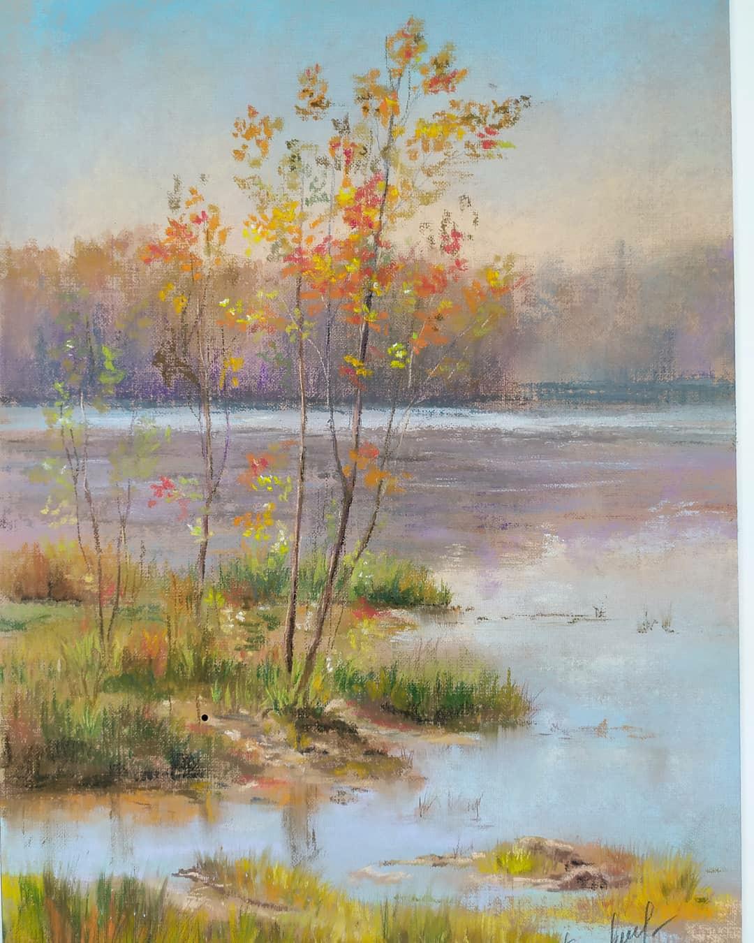 Алина Евгеньевна Шварёва (Галкина). Autumn