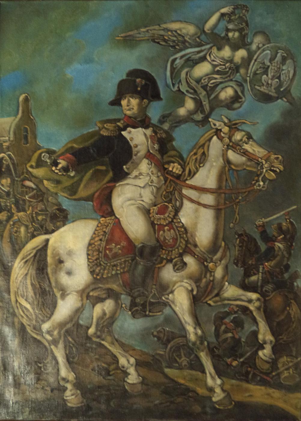 Oleg Litvinov. Триумф Наполеона